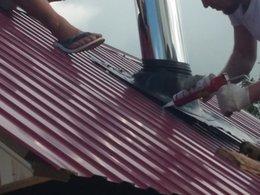 Ремонт скатная крыша